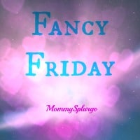 Grab button for Friday Fancy at MommySplurge