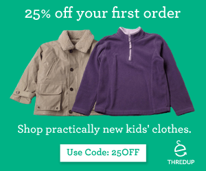 25% off for new customers!