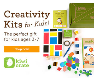 Fun and engaging projects for kids ages 3-7. Delivered monthly.  <Join Kiwi Crate today!>