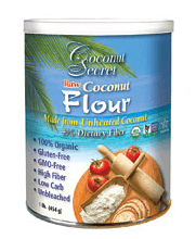 I used Coconut Secret. This one pound canister was $6.39.