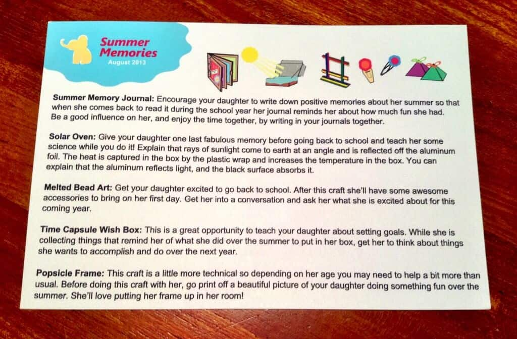 august crafters crate review information card