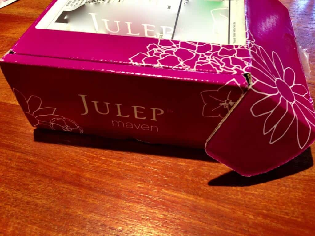august julep box