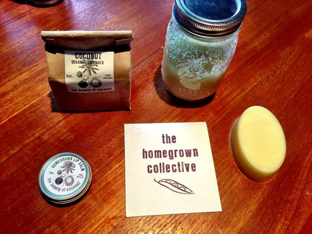 homegrown collective july box