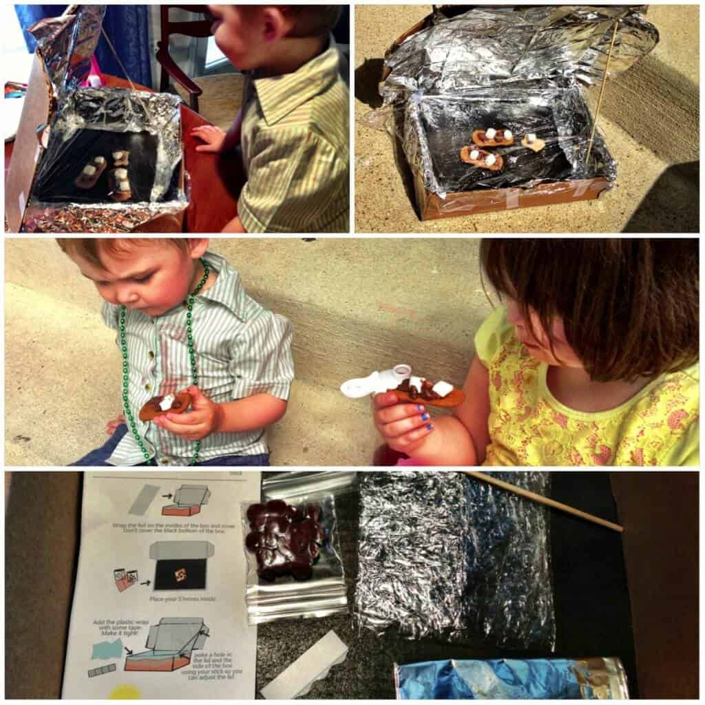 solar cooker project