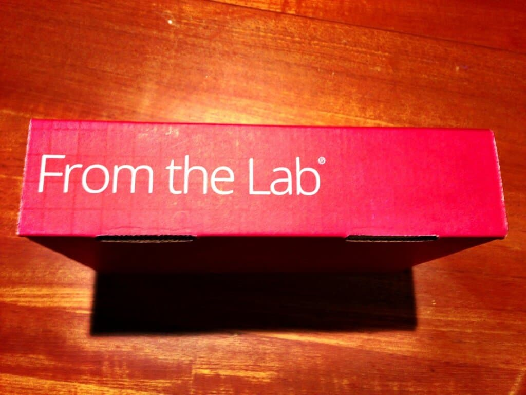 September From The Lab Review   Beauty Subscription Box photo