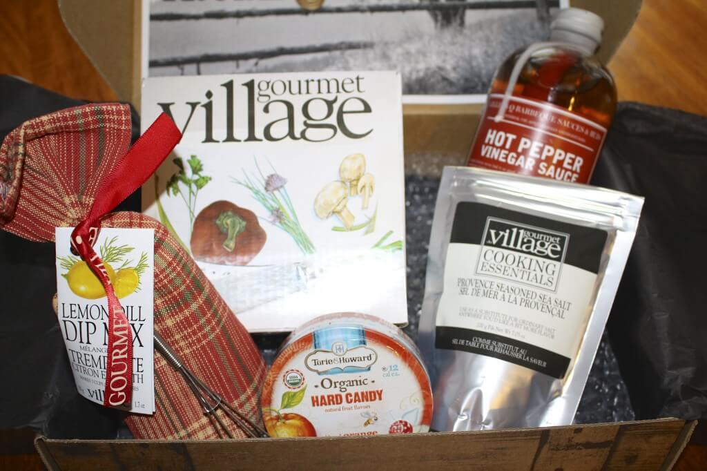 May Taste Trunk Subscription Box Review Gourmet Box