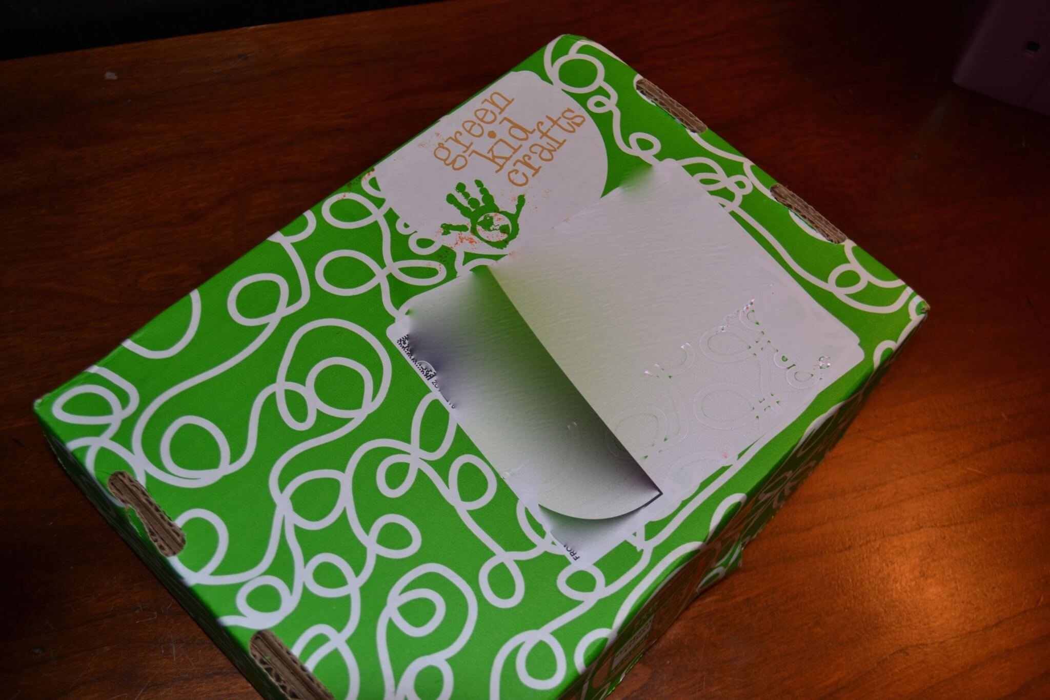 February 2015 green kid crafts subscription box review for Kid craft subscription box