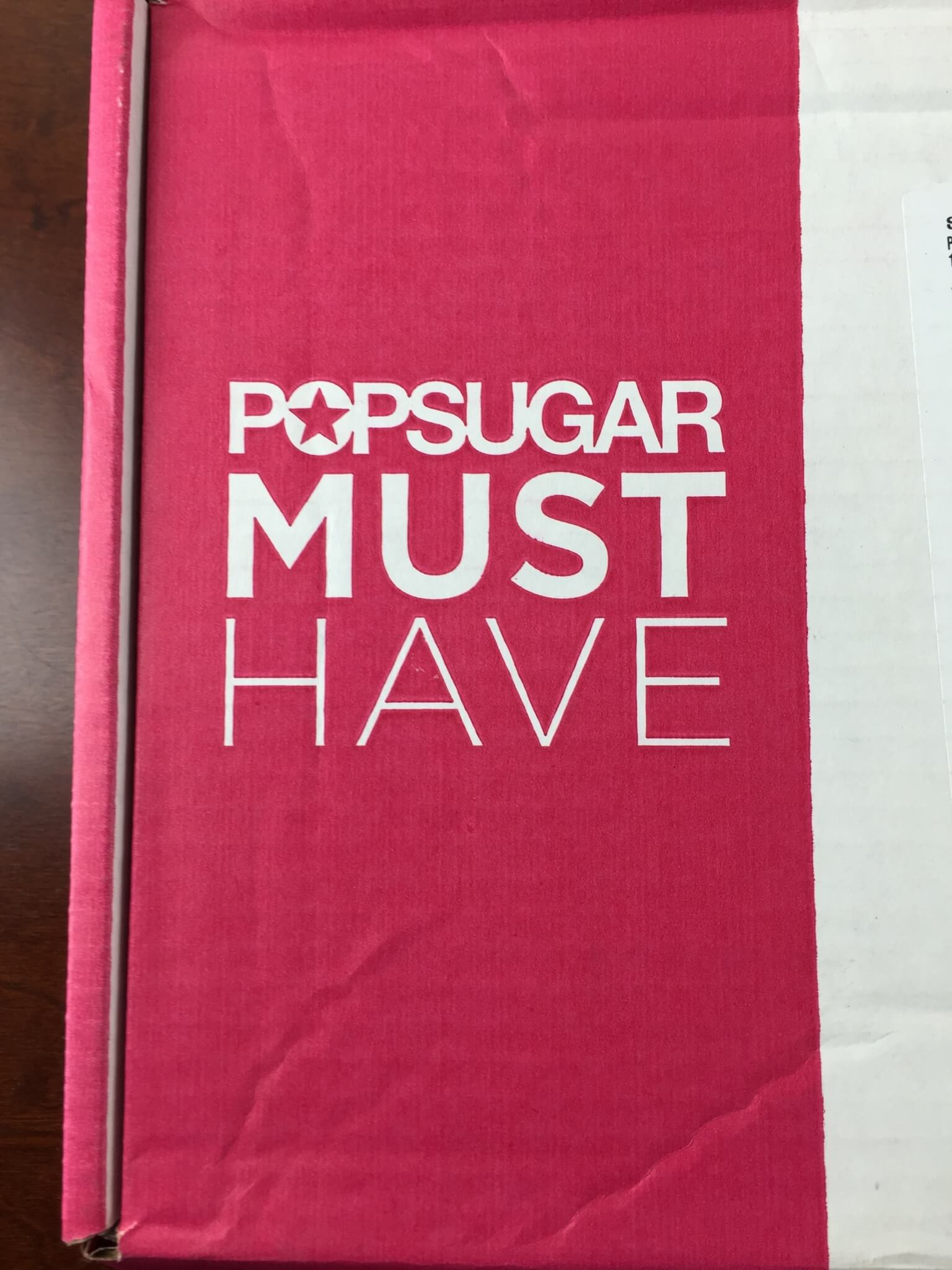 Popsugar Must Have Box April 2015 Review + Coupon