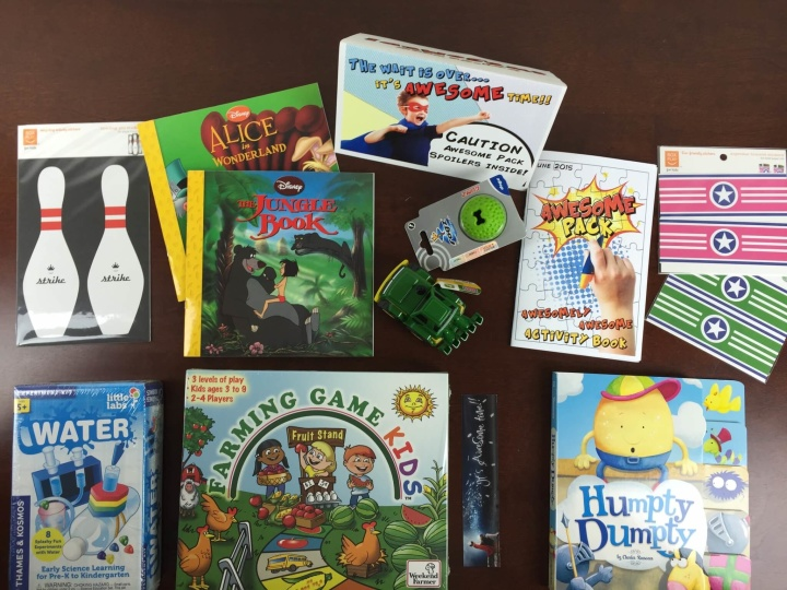 awesome pack june 2015 review