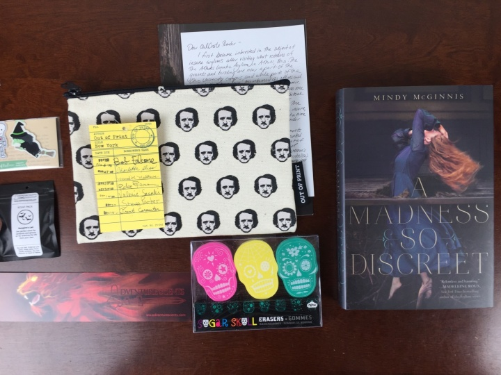owlcrate october 2015 review