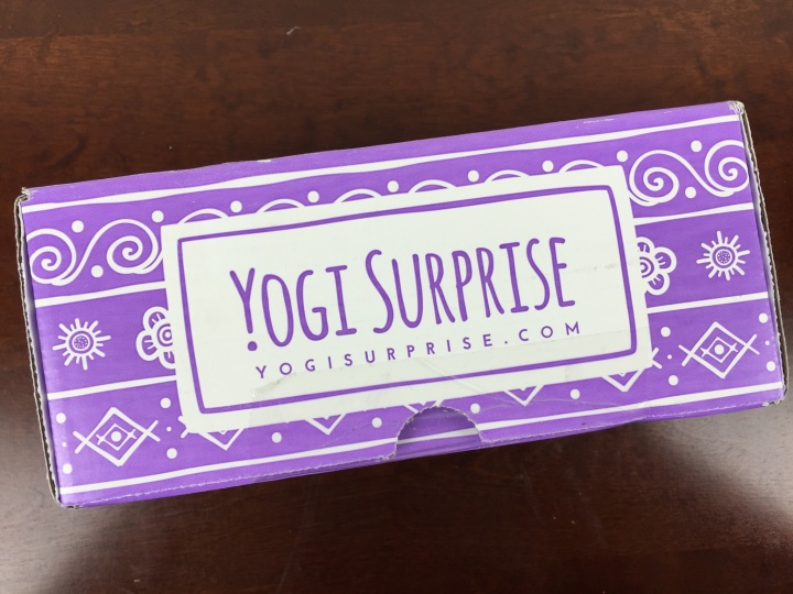 yogi surprise october 2015 box