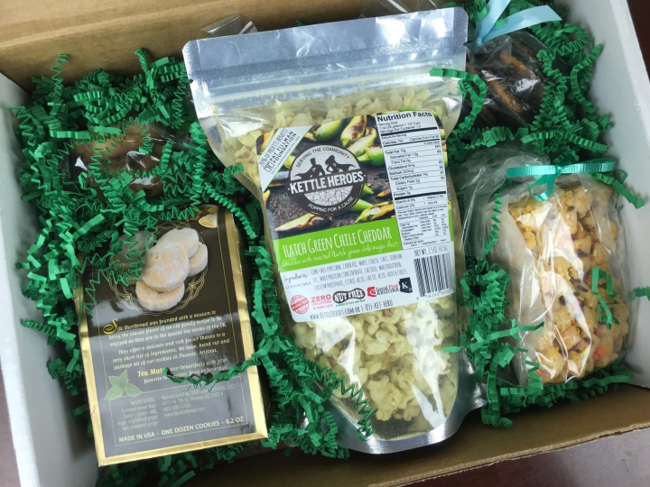monthly munchy november 2015 unboxing