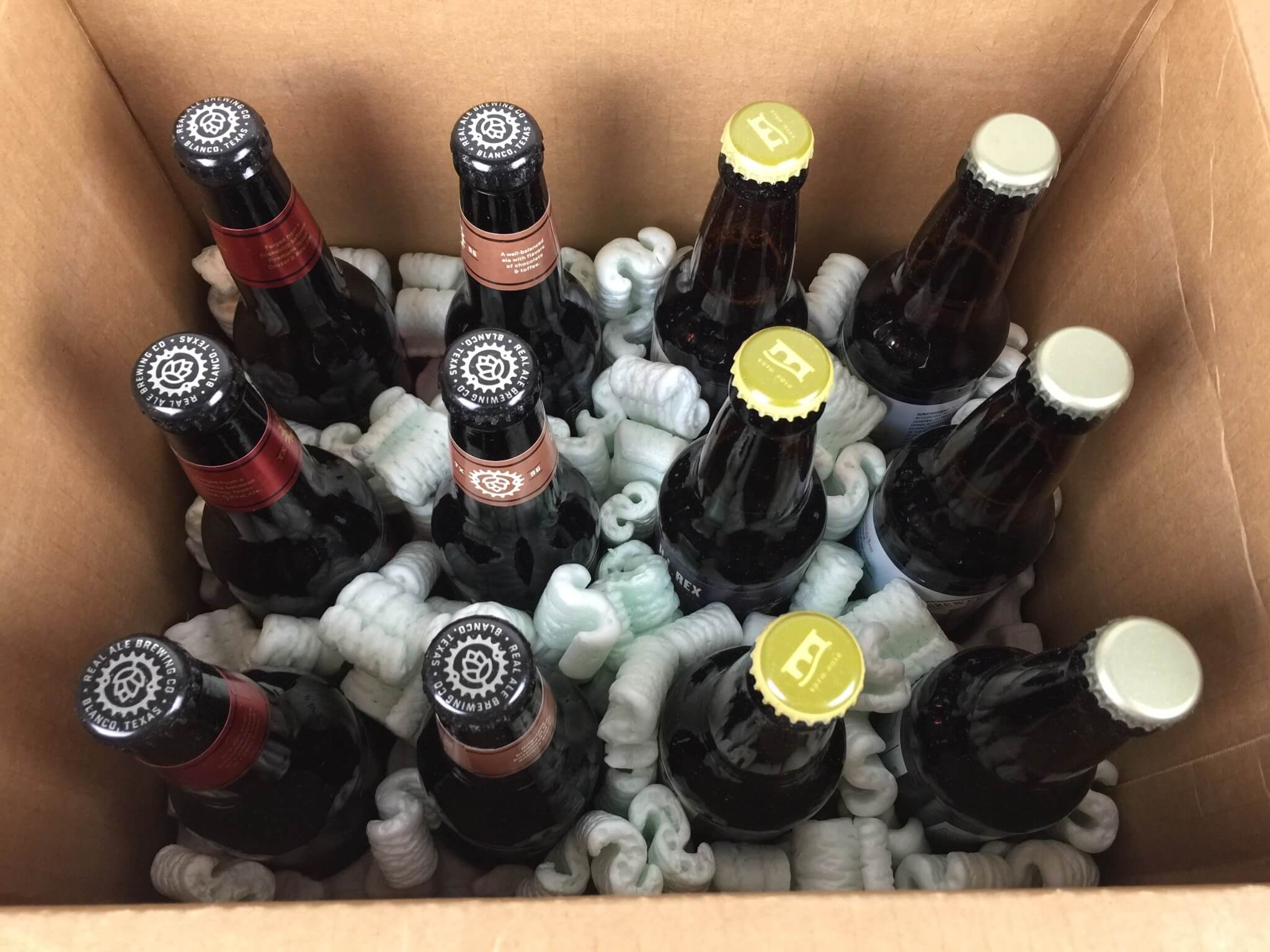 craft beer club review january 2016 hello subscription. Black Bedroom Furniture Sets. Home Design Ideas