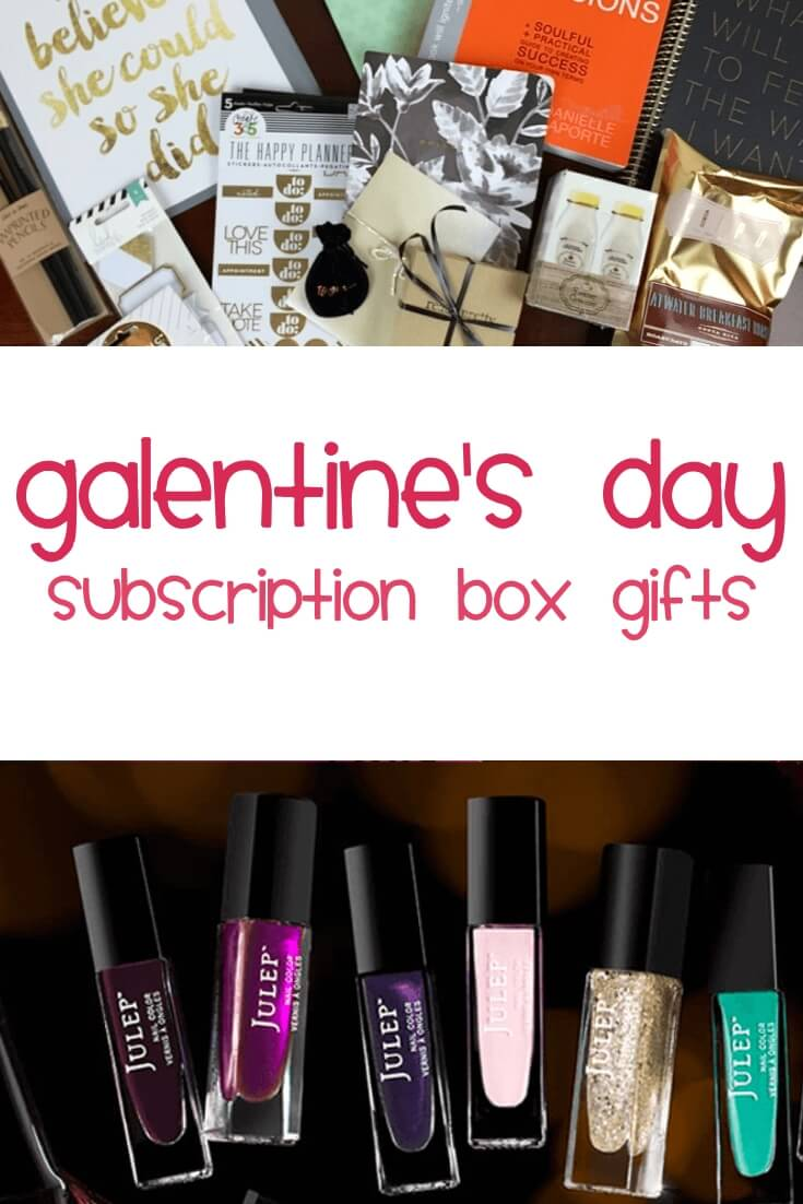 galentines subscription box gifts