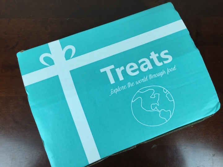 Treats Box January 2016 Review Coupon Code The Philippines