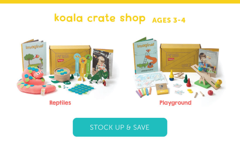 Kiwi Crate Shop Free Shipping Coupon + Up To $20 Off