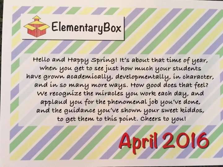 ElementaryBox April 2016 (1)