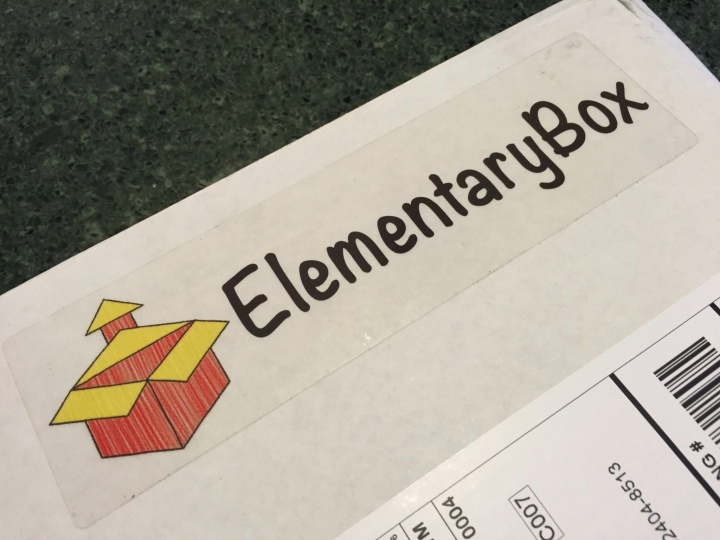 ElementaryBox April 2016 box