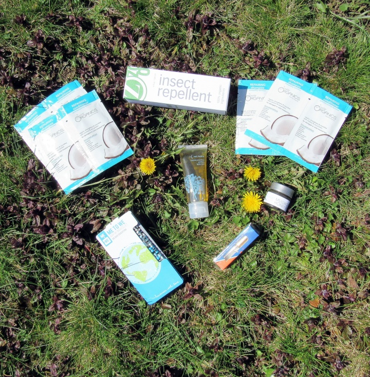 April 2016 Goodbeing Box