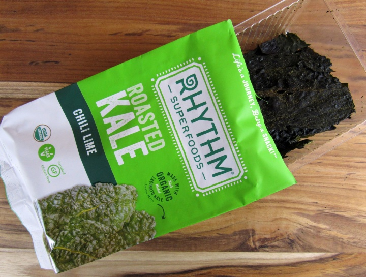 Roasted Kale by Rhythm Superfoods