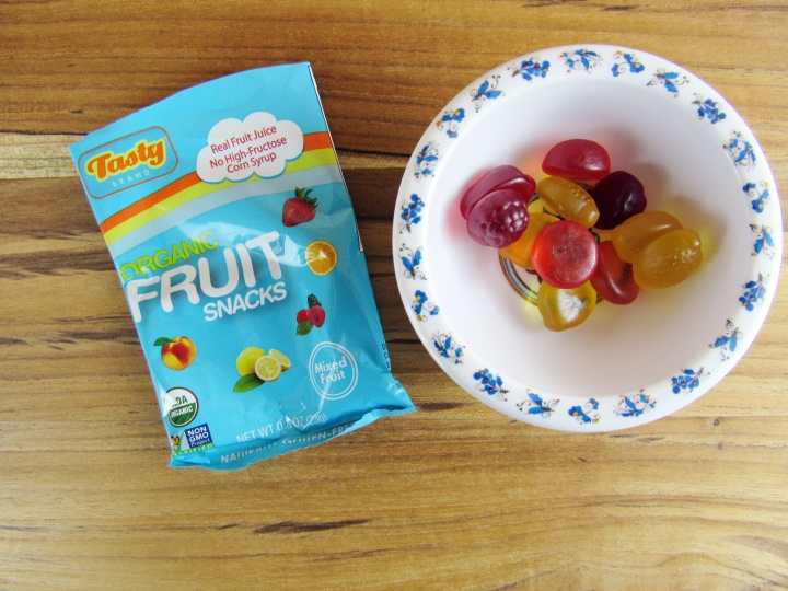 Fruit Snacks by Tasty Brand