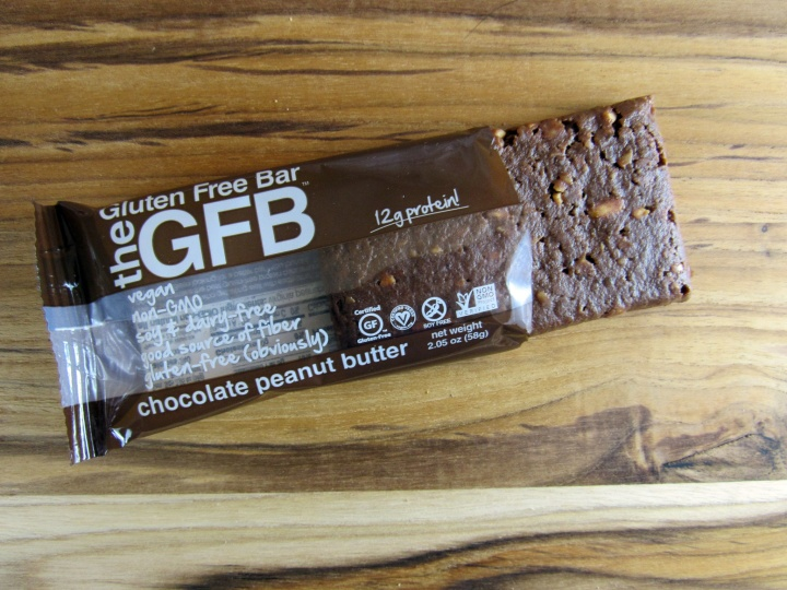 Chocolate Peanut Butter Bar by The Gluten-Free Bar