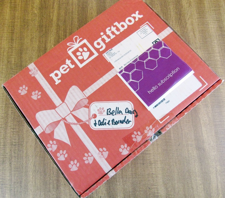 PetGiftBox - Dog