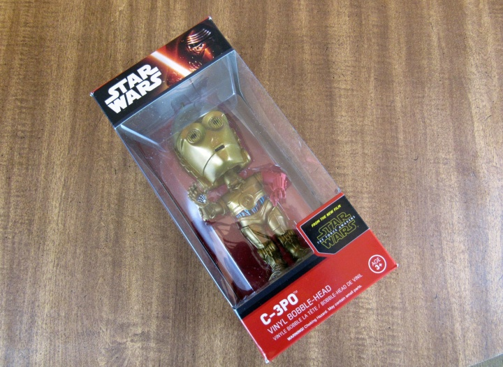 C-3PO Vinyl Bobble-Head