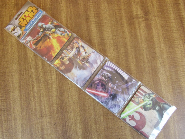 Star War Coasters