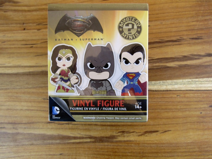 Funko Batman V Superman Vinyl Figure Blind
