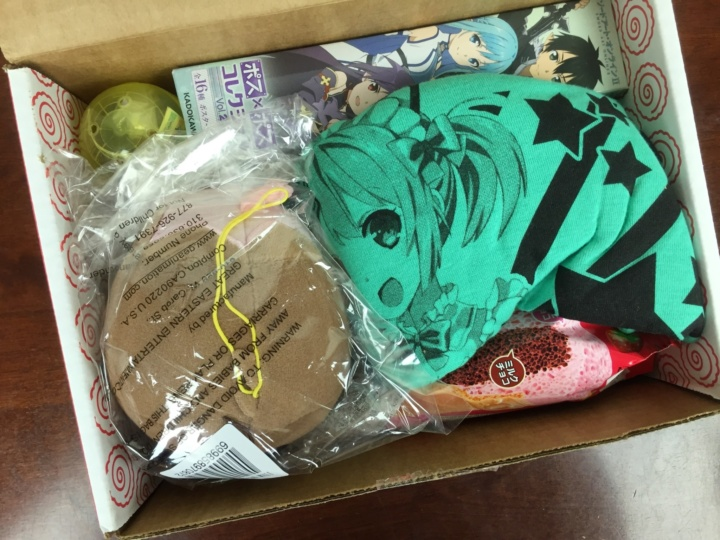 Anime Bento May 2016 review