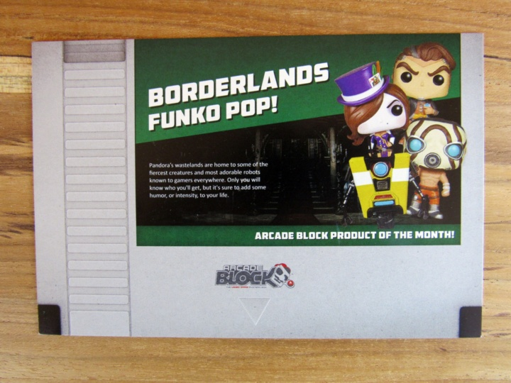 Arcade Block Product of the Month!