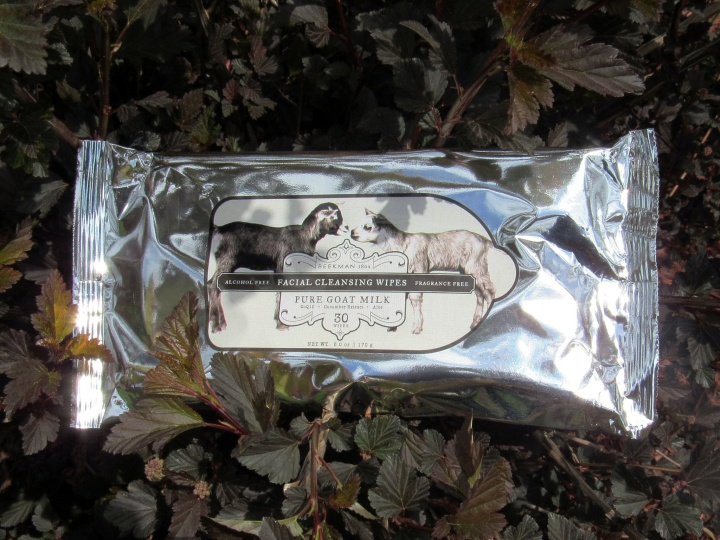 Beekman 1802 Pure Goat Milk Face Wipes