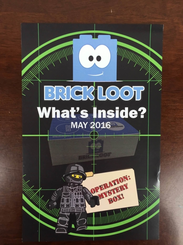 Brick Loot Box May 2016 (1)