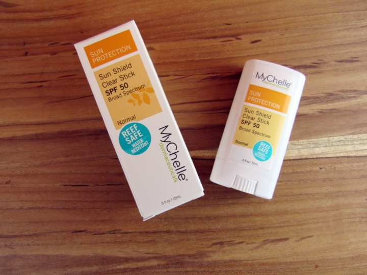 MyChelle Sun Shield Clear Stick SPF 50