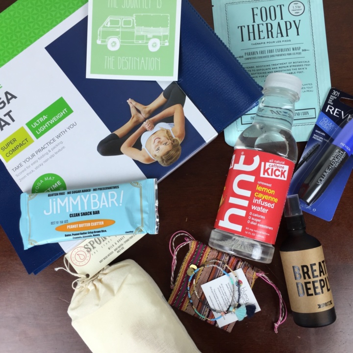 POPSUGAR must have box may 2016 review