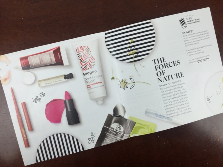 Sephora Play Box May 2016 (1)