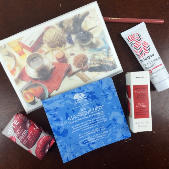 Sephora Play Box May 2016 review