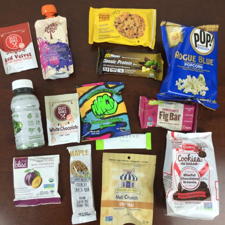 UrthBox May 2016 review