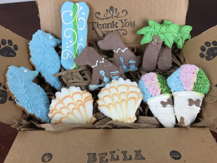 petit fours dog treats box may 2016 review