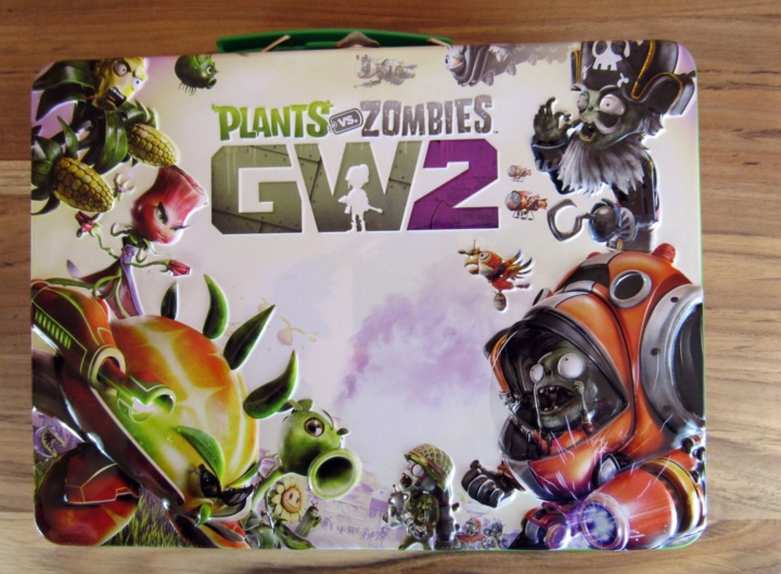 Plants Vs Zombies Garden Warfare Tin