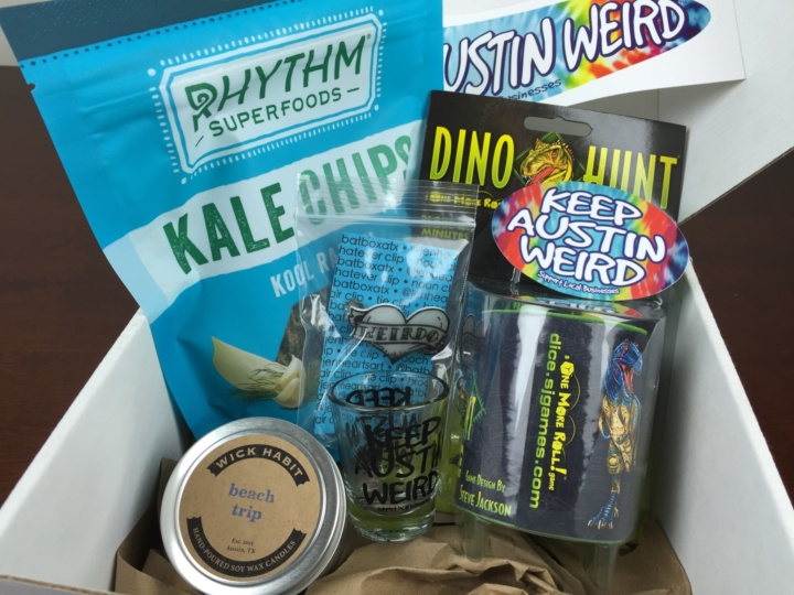 Austin BatBox June 2016 review