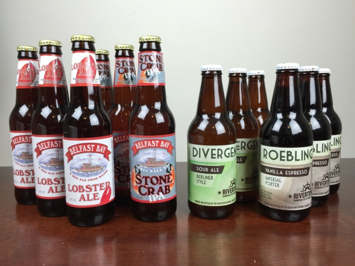 Craft Beer Club June 2016 review