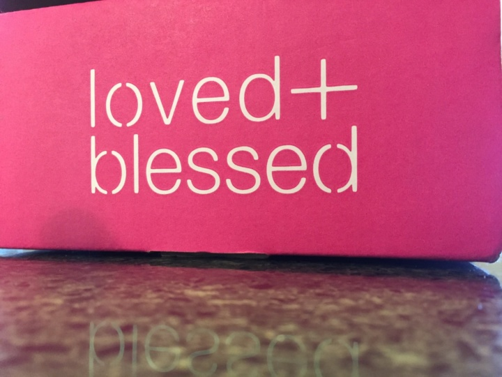 Love + Blessed Box July 2016 box