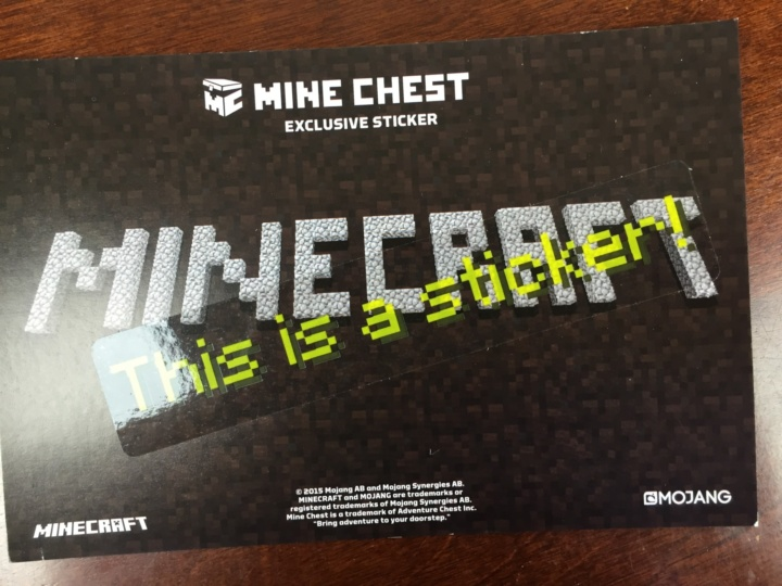Mine Chest May 2016 (12)