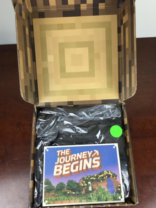 Mine Chest May 2016 unboxing