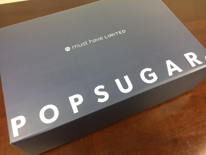 POPSUGAR must have box summer 2016 box