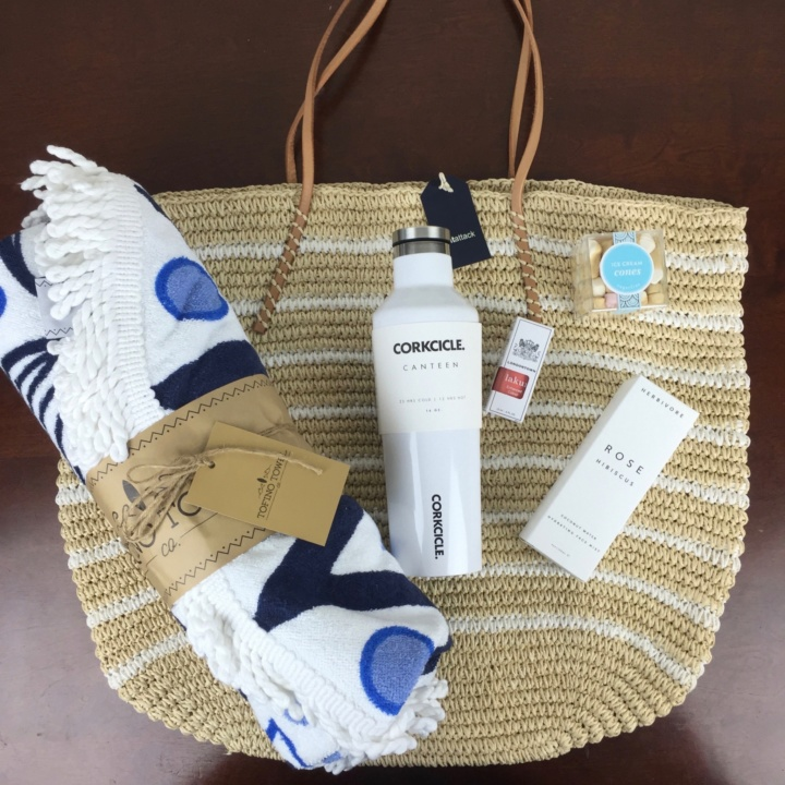 POPSUGAR must have box summer 2016 review
