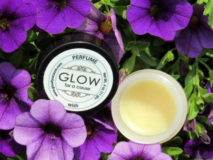 Glow for a Cause Solid Perfume