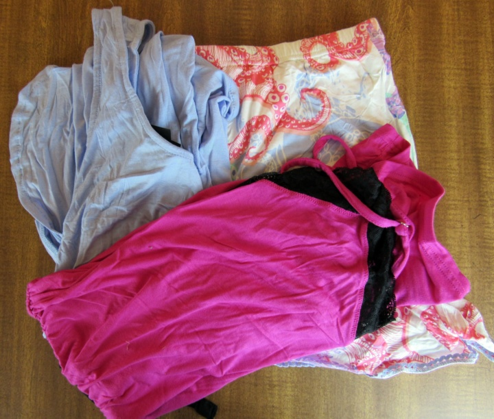 May 2016 Wantable Intimates Collection